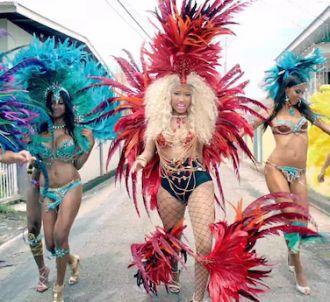 Nicki Minaj dévoile le clip de 'Pound The Alarm'