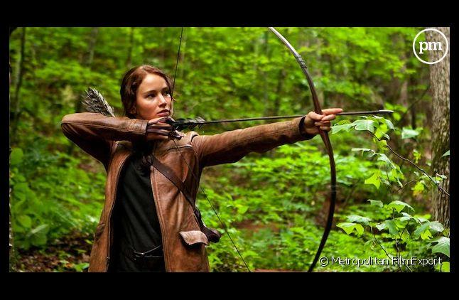 """Le succès de """"Hunger Games"""" boosterait les audiences du tir à l'arc aux Etats-Unis"""