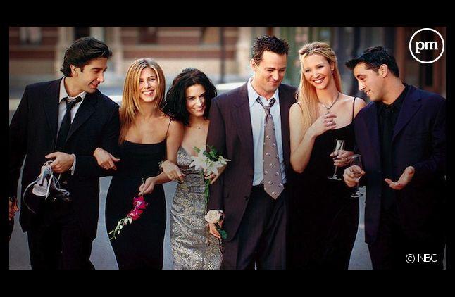"""Les acteurs de la série """"Friends"""""""
