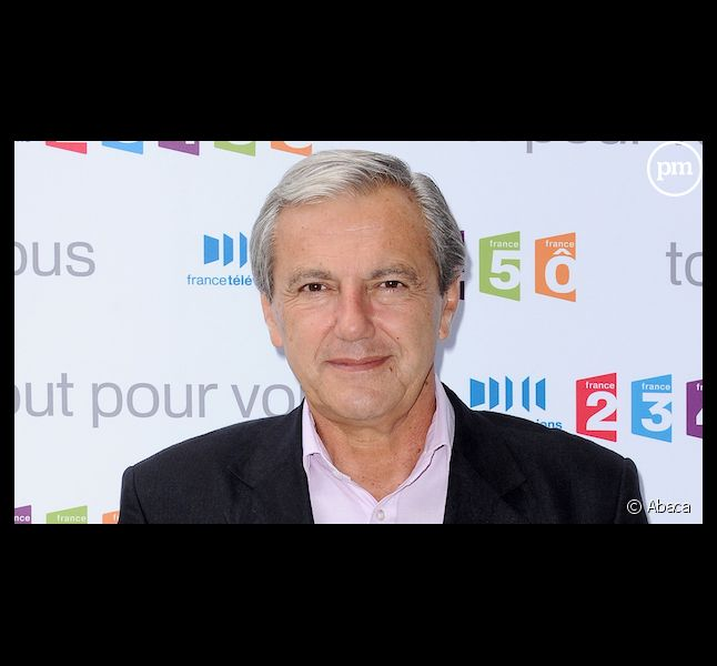 Daniel Bilalian, directeur des sports de France Télévisions