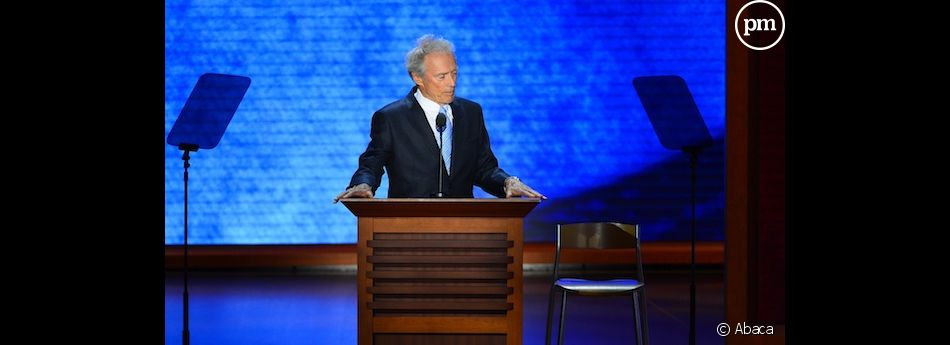 Clint Eastwood invité surprise de la convention républicaine de Tampa en Floride