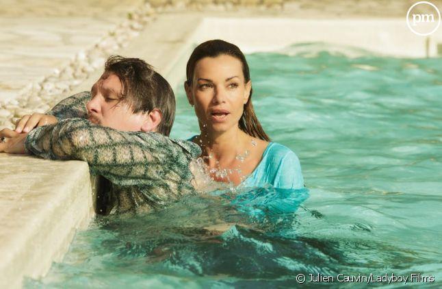 """Ingrid Chauvin dans """"Week-end chez les toquées"""""""