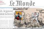 """""""Casse-toi riche con"""" : Le Monde se moque de Libération"""