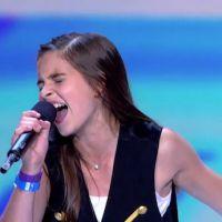 Zapping : une jeune fille de 13 ans décroche une standing ovation dans