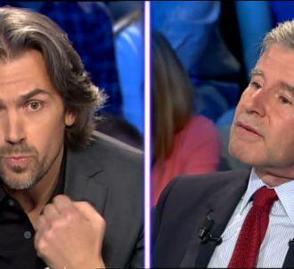 Clash dans 'On n'est pas couché' sur France 2.
