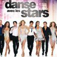 """Une campagne de Pub pour """"Danse avec les stars""""."""