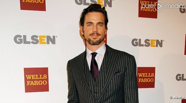 "Matt Bomer campera ""l'ex petit-ami sexy"" d'Andrew Rannell dans ""The New Normal"""