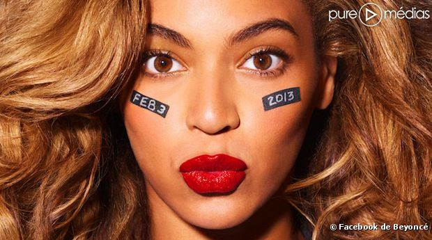 Beyoncé chantera au Super Bowl 2013