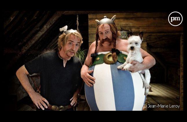 """""""Astérix & Obélix : Au service de sa majesté"""" a réalisé le plus mauvais démarrage de la saga"""