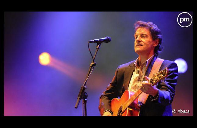 Le chanteur Francis Cabrel