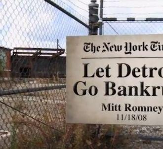 Obama répond à Romney sur l'automobile.