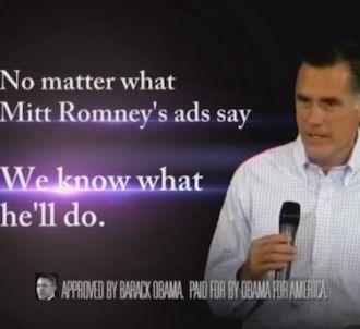 Obama dézingue Romney