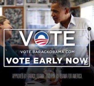 <span>Obama mobilise les abstentionistes en leur...