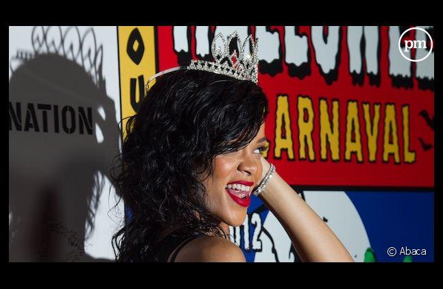 Rihanna a enregistré un nouveau duo avec Chris Brown