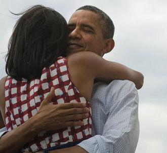 Barack Obama, réélu président des Etats-Unis.