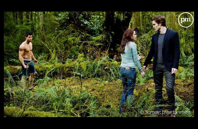 """M6 diffuse ce soir """"Twilight - Chapitre 2 : Tentation"""""""