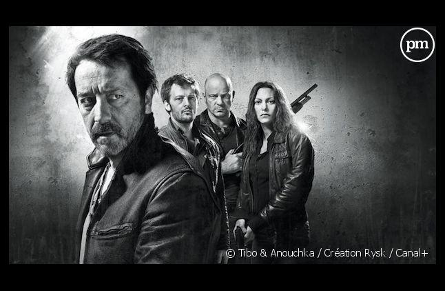 """""""Braquo"""", saison 2"""