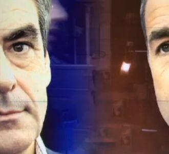 Copé et Fillon, 'Les Enfoirés' du JT de France 2 !