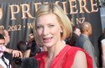 """Cate Blanchett jouera la belle-mère dans le """"Cendrillon"""" de Disney"""