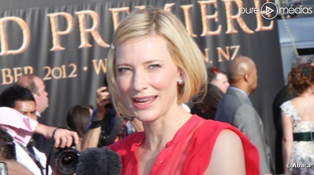 """Cate Blanchett jouera la belle-mère de """"Cendrillon"""" sous la direction de Mark Romanek"""