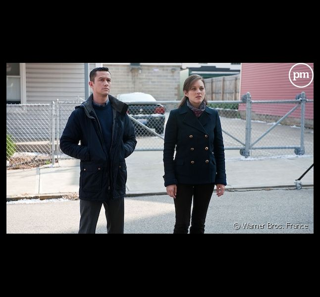 """Guillaume Canet défend Marion Cotillard sur sa fameuse scène dans """"The Dark Knight Rises"""""""