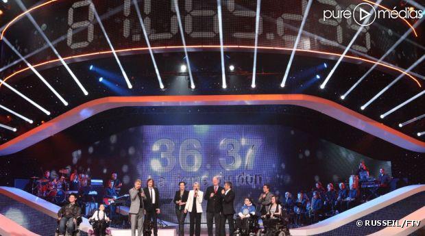 Le Téléthon 2012.