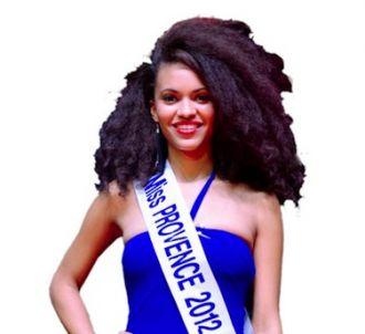 Auline Grac, alias Miss Provence, a été élue Miss...