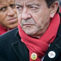 Jean-Luc Mélenchon, élu