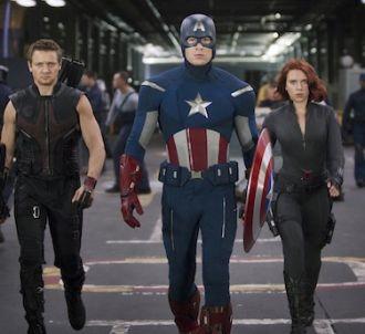 'Avengers' est le plus gros succès ciné de 2012