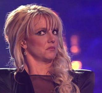 Les mille visages de Britney Spears dans 'The X Factor'