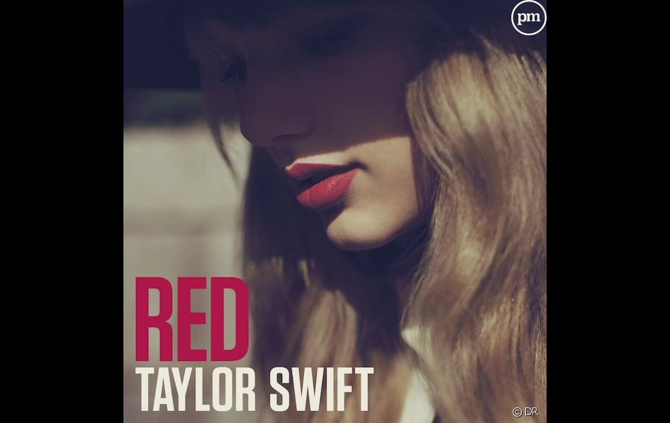 "1. Taylor Swift - ""Red"""