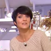 Zapping : Florence Foresti parodie Alessandra Sublet dans