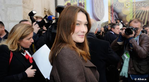 Le nouvel album de Carla Bruni sortira au printemps