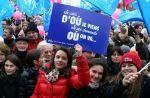 Mariage pour tous : Le journal Metro s'excuse après la publication d'une publicité partisane
