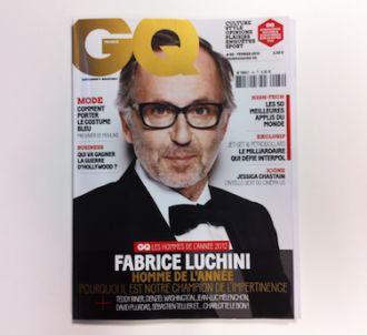 Fabrice Luchini est l'homme de l'année pour le magazine GQ