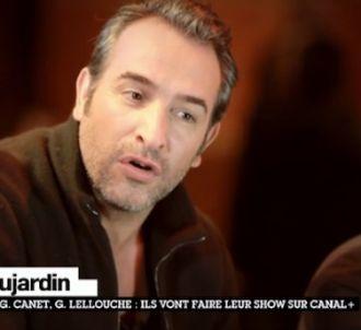 Jean Dujardin 'débarque' ce soir sur Canal+.