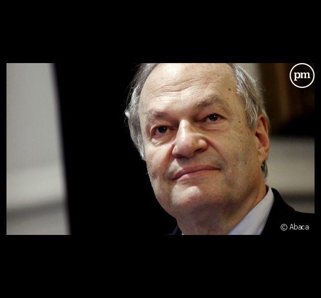 """Michel Boyon avoue des """"regrets"""" à la veille de quitter son poste de président du CSA."""
