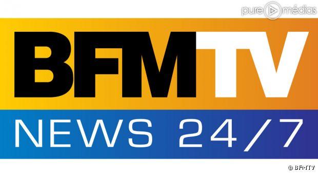 Le logo de BFMTV