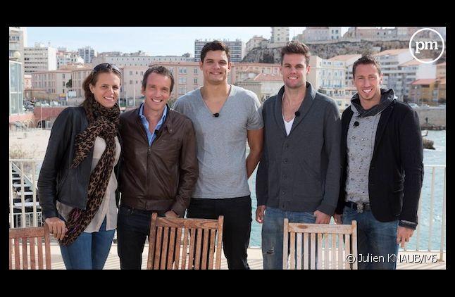 """""""Top Chef 2013"""" invite les nageurs de l'équipe de France pour l'épisode 2."""
