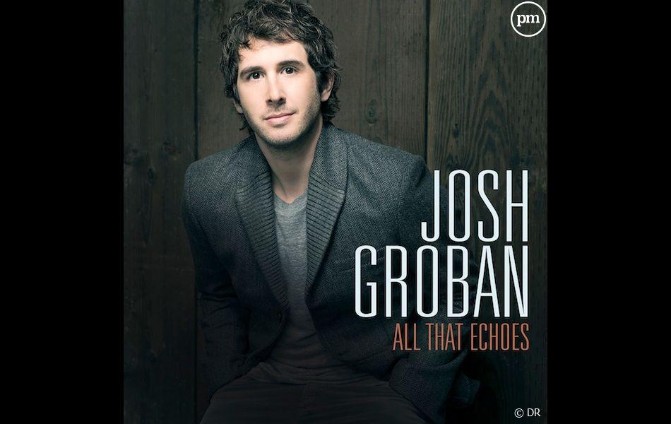 "1. Josh Groban - ""All That Echoes"""