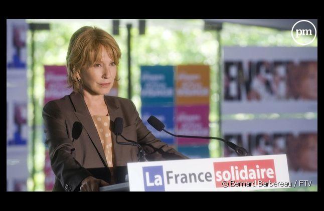"""Nathalie Baye ne reviendra pas dans """"Les Hommes de l'ombre"""""""