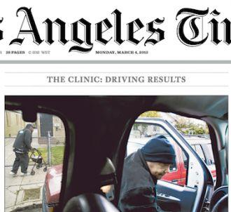 Le 'Los Angeles Times' est à vendre