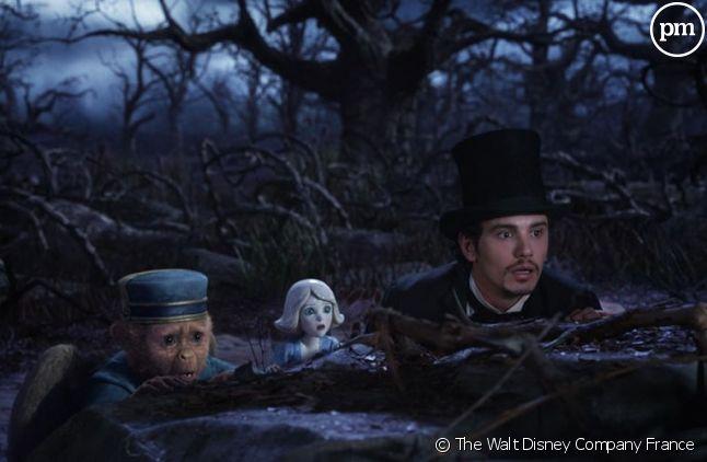 """""""Le Monde fantastique d'Oz"""" reste en tête du box-office américain"""