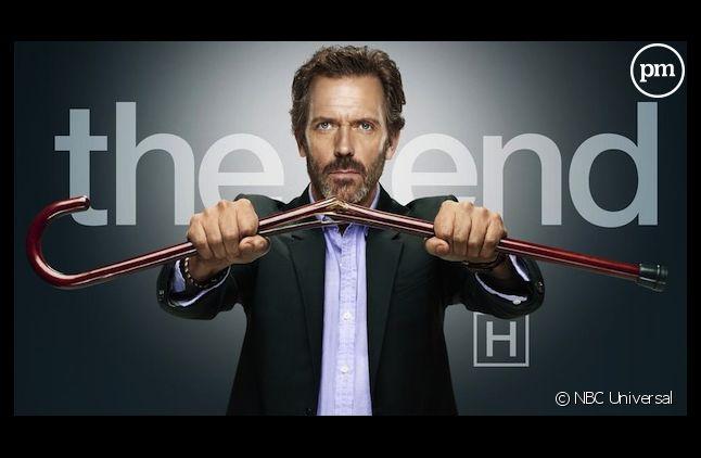 """""""Dr House"""" tire sa révérence ce soir sur TF1"""