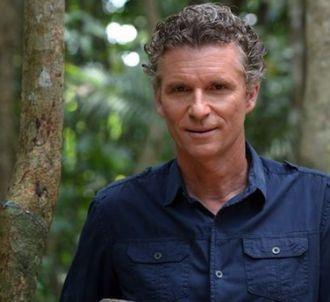 Denis Brogniart présente 'Koh-Lanta'