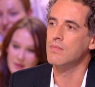Ollivier Pourriol, chronique dans 'Le grand journal' lors...