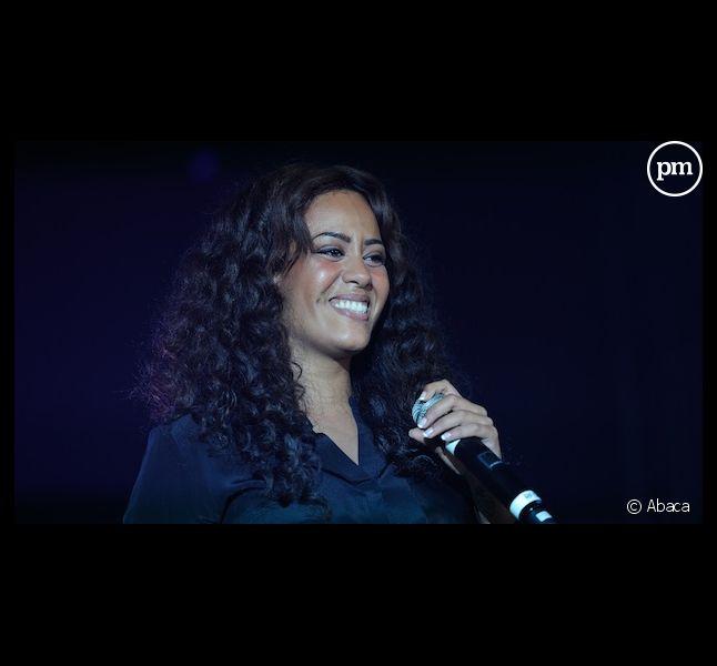 """Amel Bent reprend """"Quand la musique est bonne"""" avec Soprano pour la compilation """"Génération Goldman 2"""""""