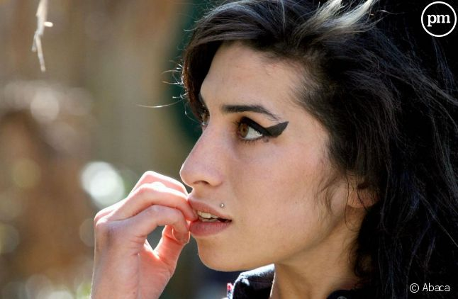 La chanteuse Amy Winehouse, en 2007.
