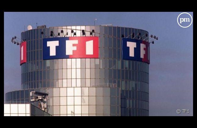 Le siège de TF1