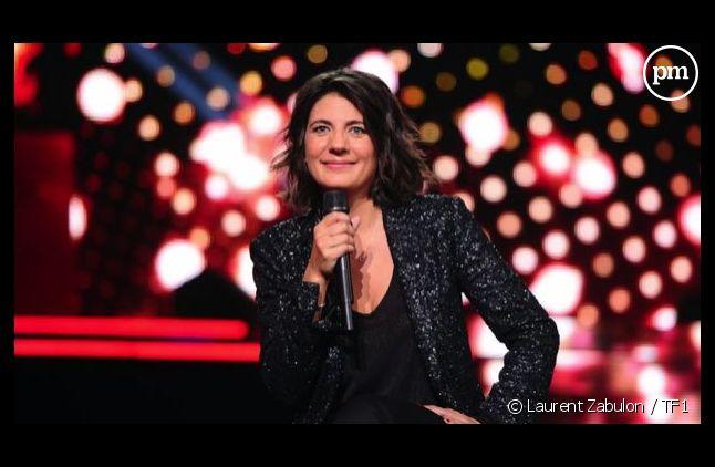 """En attendant le retour de """"Splash"""" et de """"Samedi soir on chante"""", Estelle Denis sera aux commandes de """"Beat The Best"""""""
